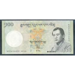 Bután 100 Ngultrum PK 32a (2.006) S/C