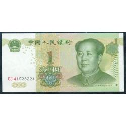 China 1 Yuan Pk 895 (1.999) S/C