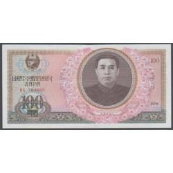 Corea del Norte 100 Won PK 22 (1.978) S/C