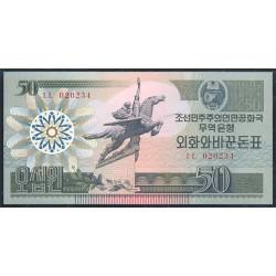 Corea del Norte 50 Won PK 30 (1.988) S/C
