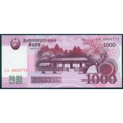 Corea del Norte 1.000 Won Pk 64 (2.008) S/C