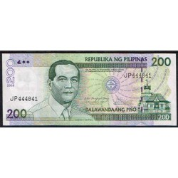 Filipinas 200 Piso PK 195b (2.009) S/C