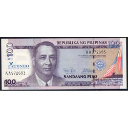 Filipinas 100 Piso PK 212A (2.011) S/C