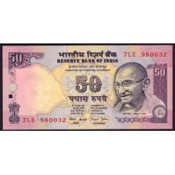 India 50 Rupias PK 90b (1.997) S/C