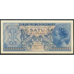 Indonesia 1 Rupia PK 74 (1.956) S/C