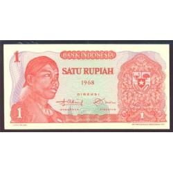 Indonesia 1 Rupia PK 102 (1.968) S/C