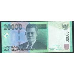 Indonesia 20.000 Rupias PK 144a (2.004) S/C
