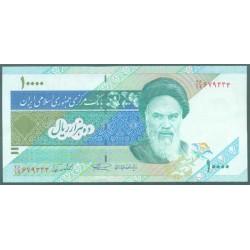 Irán 10.000 Rials PK 146b (1.993) S/C