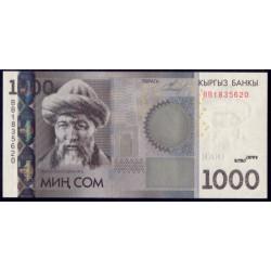 Kirguisistán 1.000 Som PK 29 (2.010) S/C