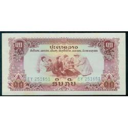 Laos 10 Kip PK 20b S/C