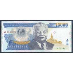 Laos 10.000 Kip PK 35a (2.002) S/C