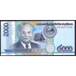 Laos 2.000 Kip PK 41 (2.011) S/C