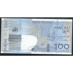 Macao 100 Patacas PK 82 (08-08-2.005) S/C