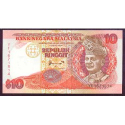 Malasia 10 Ringgit Pk 36 (1.995) S/C