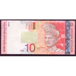 Malasia 10 Ringgit Pk 46 (2.004) S/C