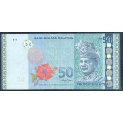 Malasia 50 Ringgit Pk 49 (2.007) S/C