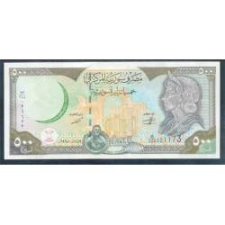 Siria 500 Libras PK 110 (1.998) S/C