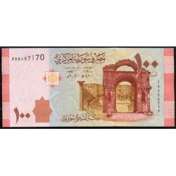 Siria 100 Libras PK 113 (2.009) S/C