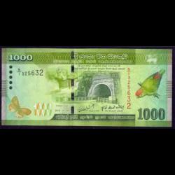 Sri Lanka 1.000 Rupias Pk 127 (1-1-2.010) S/C
