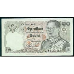 Tailandia 10 Baht PK 98 (1.996) S/C