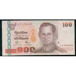 Tailandia 100 Baht Pk 114 (21-10-2.005) S/C