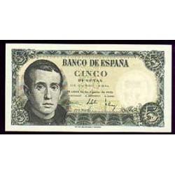 5 Ptas 1951 Jaime Balmes EBC+