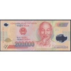 Vietnam 200.000 Dong PK 123 (2.009) S/C