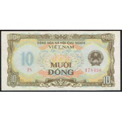 Vietnam 10 Dong PK 86 (1.980) S/C-