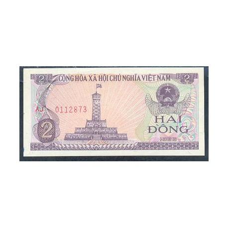 Vietnam 2 Dong PK 91 (1.985) S/C