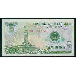 Vietnam 5 Dong PK 92 (1.985) S/C-