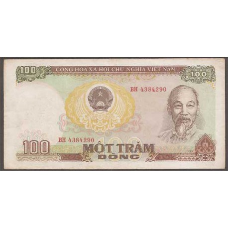 Vietnam 100 Dong PK 98 (1.985) MBC