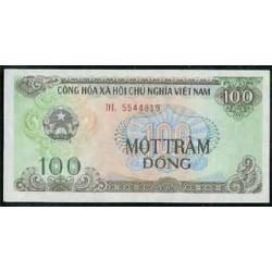 Vietnam 100 Dong PK 105 (1.991) S/C