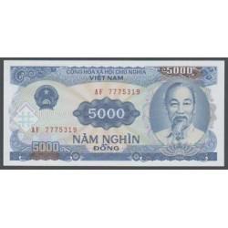Vietnam 5.000 Dong PK 108 (1.991) S/C