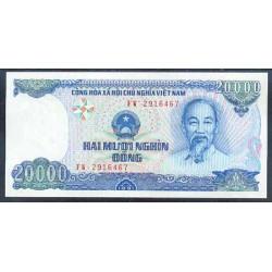 Vietnam 20.000 Dong PK 110a (1.991) S/C
