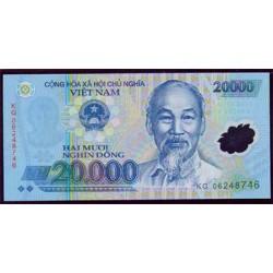 Vietnam 20.000 Dong PK 120 (2.006) S/C