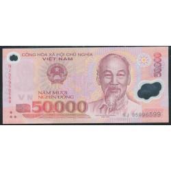 Vietnam 50.000 Dong PK 121 (2.005) S/C