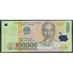 Vietnam 100.000 Dong PK 122 (2.005) S/C