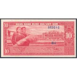 Vietnam del Sur 10 Dong PK 5 (1.962) S/C