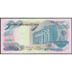 Vietnam del Sur 1.000 Dong PK 29 (1.971) S/C-