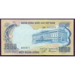 Vietnam del Sur 1.000 Dong PK 34 (1.972) S/C