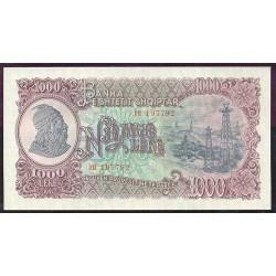 Albania 1.000 Leke PK 32 (1.957) S/C