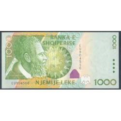 Albania 1.000 Leke PK 69 (2.001) S/C