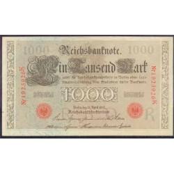Alemania 1.000 Marcos PK 44b (21-4-1.910) S/C