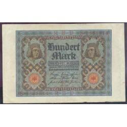 Alemania 100 Marcos PK 69b (1-11-1.920) S/C-