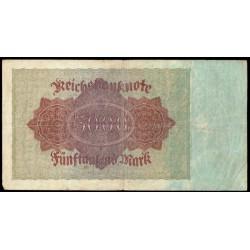 Alemania 5.000 Marcos PK 78 (19-11-1.922) MBC-