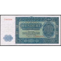 Alemania Democrática 100 Marcos PK 15 (1.948) EBC+