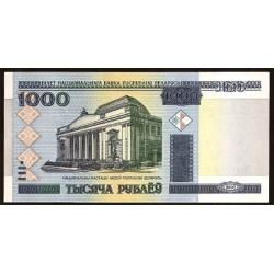 Bielorrusia 1.000 Rublos PK 28b (2.000/2.011) S/C