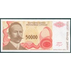 Bosnia-Herzegovina 50.000 Dinares PK 150 (1.993) S/C