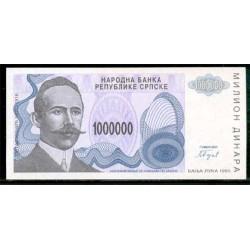 Bosnia-Herzegovina 1.000.000 Dinares PK 152 (1.993) S/C