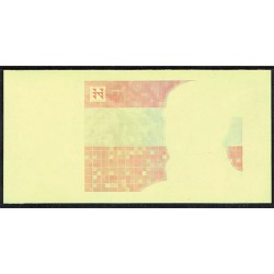 Croacia 20 Kuna Prueba Impresión PK 30 (31-10-1.993) S/C